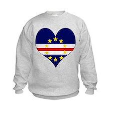 I Love Cape Verde Sweatshirt