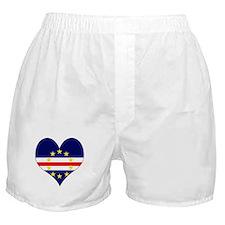 I Love Cape Verde Boxer Shorts
