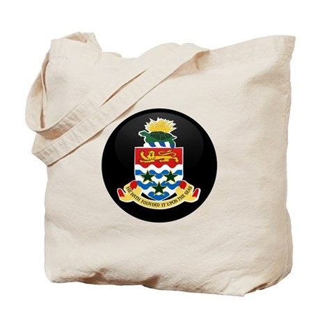 Coat of Arms of CAYMAN ISLAN Tote Bag