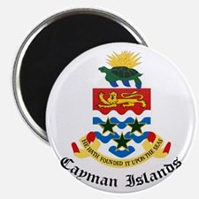 Caymanian Coat of Arms Seal Magnet