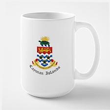 Caymanian Coat of Arms Seal Mug