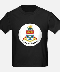Caymanian Coat of Arms Seal T