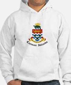 Caymanian Coat of Arms Seal Hoodie