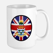 Cayman Islands Large Mug
