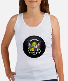 Coat of Arms of Central Afri Women's Tank Top