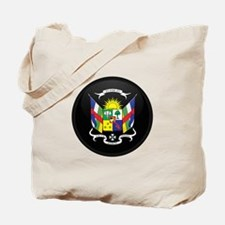 Coat of Arms of Central Afri Tote Bag