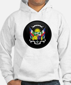 Coat of Arms of Central Afri Hoodie