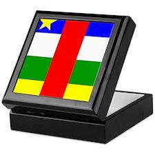 African Keepsake Box