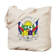 Central African Republic Coa Tote Bag