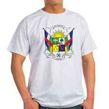 Central African Republic Coa T-Shirt