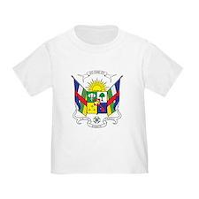 Central African Republic Coa T