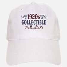 1920's Collectible Birthday Baseball Baseball Cap