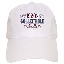 1920's Collectible Birthday Baseball Cap
