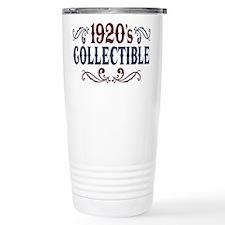 1920's Collectible Birthday Travel Mug