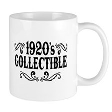 1920's Collectible Birthday Mug