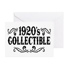 1920's Collectible Birthday Greeting Cards (Pk of