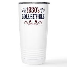1930's Collectible Birthday Travel Mug