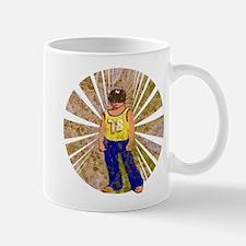 70's kid Mug