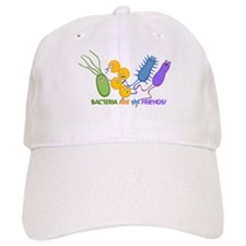Bacteria are My Friends Hat