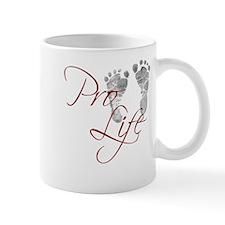 Pro Life Small Mugs