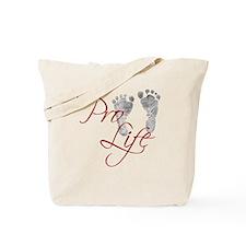 Pro Life Tote Bag