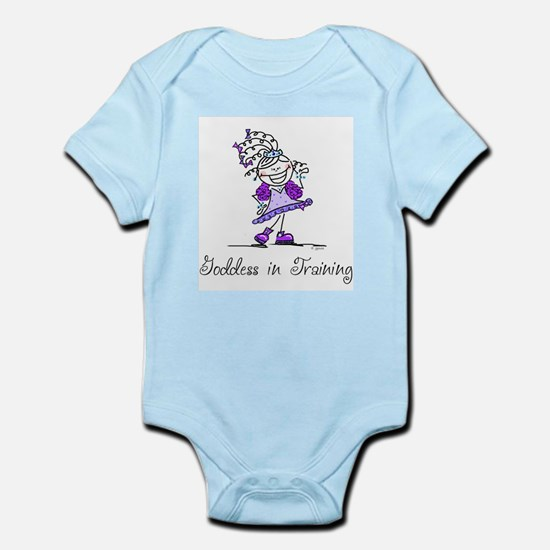 Goddess in Training Infant Creeper