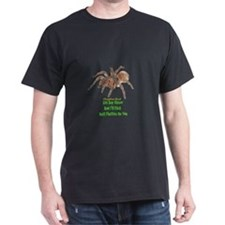 Butt Fluffies Goliath Bird Spider T-Shirt