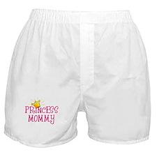 Princess Mommy Boxer Shorts