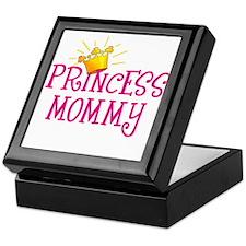 Princess Mommy Keepsake Box