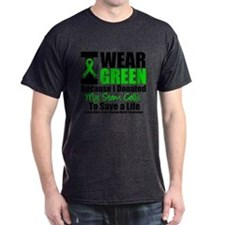 StemCellDonorIWearGreen T-Shirt