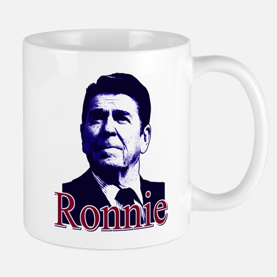 Cute 40th president Mug
