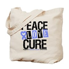 Stomach Cancer Cure Tote Bag