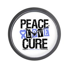 Stomach Cancer Cure Wall Clock