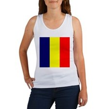 Chadian Women's Tank Top