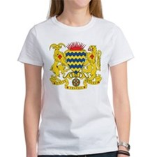 Chad Coat of Arms Tee