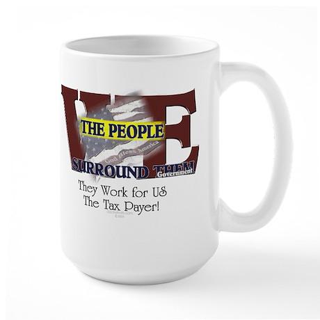 We Surround Them 2 Large Mug
