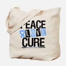 Prostate Cancer Cure Tote Bag
