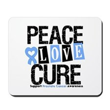 Prostate Cancer Cure Mousepad
