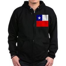 Chilean Zip Hoodie