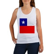 Chilean Women's Tank Top