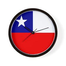 Chilean Wall Clock