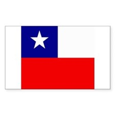 Chilean Rectangle Decal