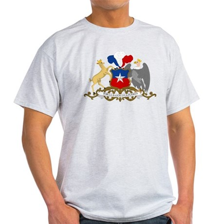 Chile Coat of Arms Light T-Shirt