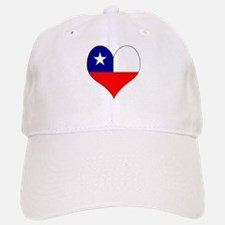 I Love Chile Baseball Baseball Cap