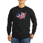 large 30 - 9-12 on america Long Sleeve T-Shirt