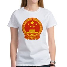 China Coat of Arms Tee