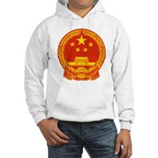 China Coat of Arms Hoodie