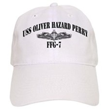 USS OLIVER HAZARD PERRY Baseball Cap