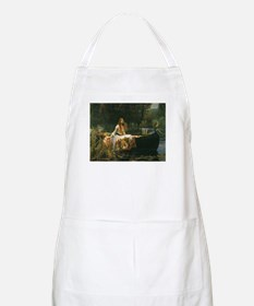 Lady of Shalott by JW Waterhouse Apron