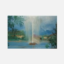 Fountain Hills Rectangle Magnet (10 pack)